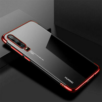 Case For Huawei P30 P40 Lite Pro Y6 P Smart 2019 Shockproof Protective Gel Cover • 2.75£