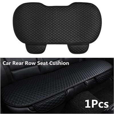 $ CDN35.38 • Buy 1Pcs Car Seat Cover Breathable PU Leather Pad Mat For Rear Back Chair Cushion