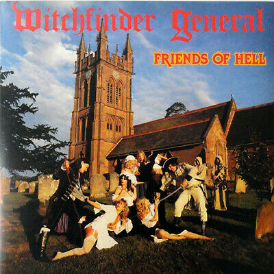 £20.50 • Buy Witchfinder General –  Friends Of Hell Vinyl LP Limited Edition Reissue