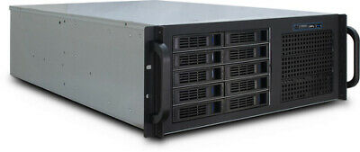 AU650.29 • Buy Inter-tech Ipc 4u-4410 - Rack - Einbaufähig - 4u - Erwe - 4U 4410, Server-G NEW