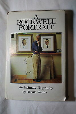 $ CDN12.59 • Buy US A Norman Rockwell Portrait Biography Reference Book