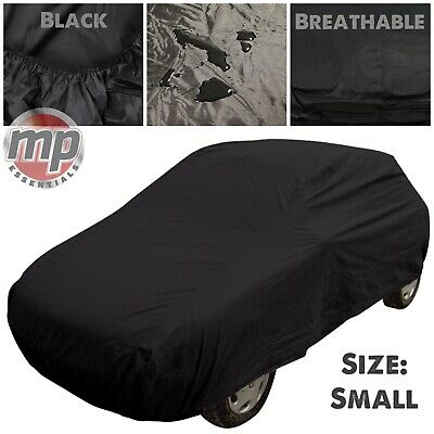 £24.99 • Buy Black Breathable Full Car Cover For A Ford Ka MK2 - Indoors & Outdoors