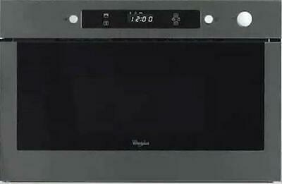 Whirlpool AMW423IX Built In Microwave - Stainless Steel 22 Litre Capacity • 287.99£