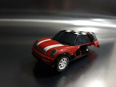Scalextric Car BMW Mini Cooper Fully Digital Car Salvage Auction • 1.20£