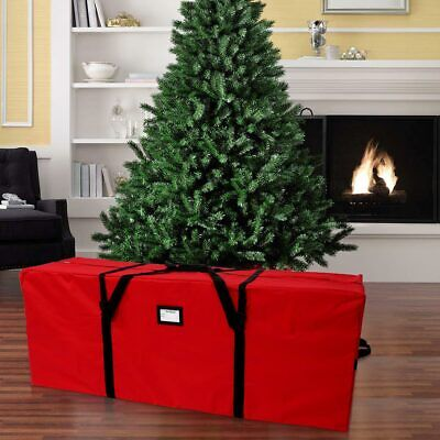 Heavy Duty Large Christmas Tree Storage Bag Holiday W Handles Up To 9ft Tree • 12.99£