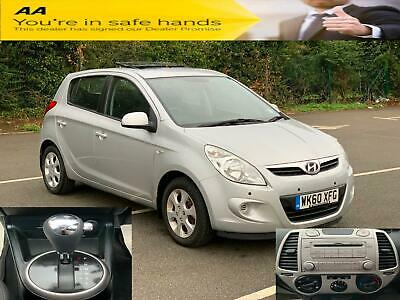 Hyundai I20 1.4 Auto 2010MY Comfort, F/R Parking Aid, Aux, Usb, Ipod Connection • 3,499£