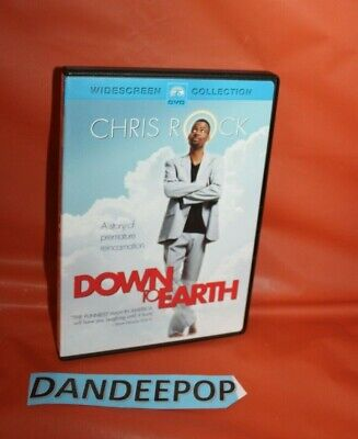 £5.66 • Buy Down To Earth (DVD, 2001, Widescreen Collection)