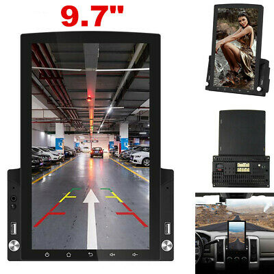 $174.50 • Buy Android 10.0 HD 9.7inch 2DIN Car Stereo Radio Player WIFI GPS Mirror Link OBD