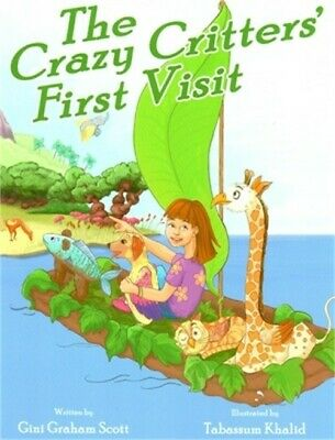 £12.59 • Buy The Crazy Critters' First Visit (Hardback Or Cased Book)
