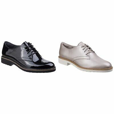 Rockport Womens/Ladies Abelle Lace Up Leather Shoes FS5535 • 83.69£