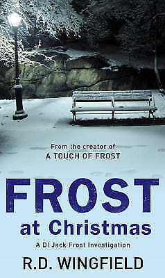 Frost At Christmas By R D Wingfield, Mass Market Paperback Used Book, Good, FREE • 4.19£
