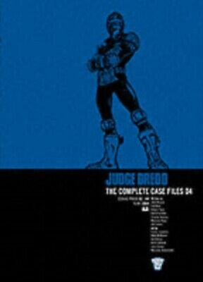 Judge Dredd The Complete Case Files 4 • 13.15£