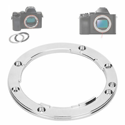 $ CDN18.43 • Buy E Camera Body Mount Ring Replacement For Sony A7 A7R A7II A9 A6400 Free Postage