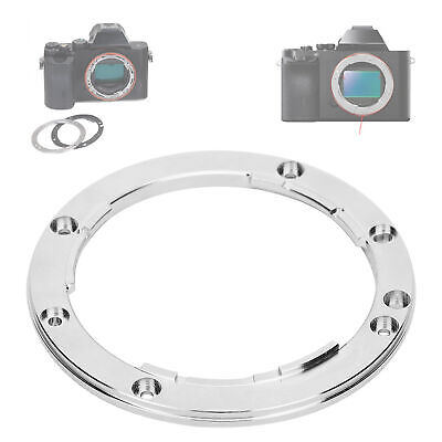 $ CDN18.67 • Buy E Camera Body Mount Ring Replacement For Sony A7 A7R A7II A9 A6400 Free Postage