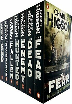 £17.58 • Buy Charlie Higson The Enemy Series 7 Books Collection Set (The Enemy, The Dead, The