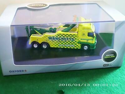 Oxford Diecast Truck 1/76 Scale MANCHETTS  VOLVO RECOVERY 76VOL08REC • 27.99£