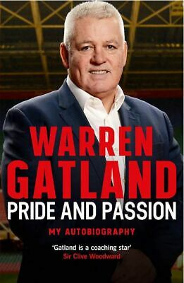 £7.06 • Buy Pride And Passion: My Autobiography, Gatland, Warren, New Book