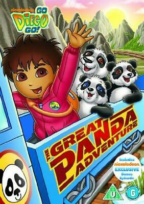 Go Diego Go: Great Panda Adventure [DVD], Very Good DVD, , • 4.63£