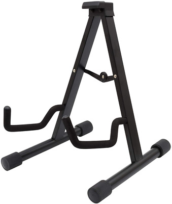 $ CDN74.62 • Buy Guitar Stand Portable Guitar Holder Floor Universal Tripod Adjustable A