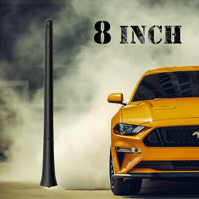 Car Spiral Beesting Bee Sting Radio Stereo Flexible Aerial Arial Mast Antenna • 3.82£