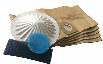 Dust Bags Filters For VAX 6100 6121 6130 6131 6140 6150 6151 Vacuum Cleaner  • 7.99£