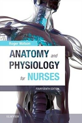 Anatomy And Physiology For Nurses • 18.29£