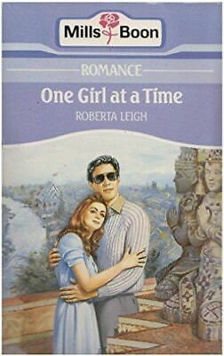 Leigh, Roberta, One Girl At A Time, Very Good, Paperback • 2.99£