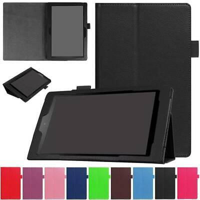 £5.38 • Buy For Amazon Kindle Fire HD 8 Plus 2020 10th Gen  8  Leather Flip Case Stand Cover