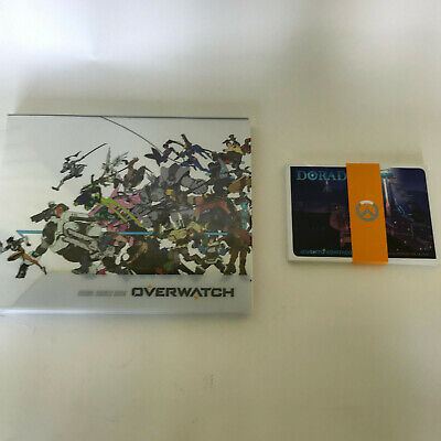$ CDN20.29 • Buy Overwatch Collectors Editon Art Book And Post Cards