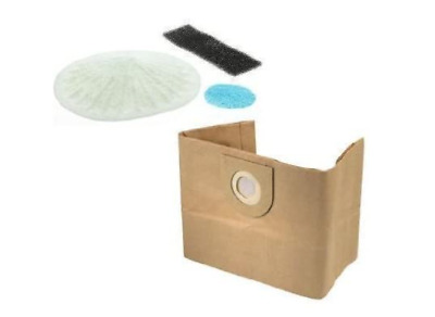 10 X Vax 6131 7131 6151SX 5120 8131 Vacuum Cleaner Dust Bags Filter Service Set • 11.99£