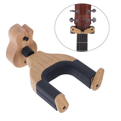 $ CDN26.42 • Buy Guitar Holding Stand Wall Mount Holding Hook For Electric Guitar Acoustic N5W9