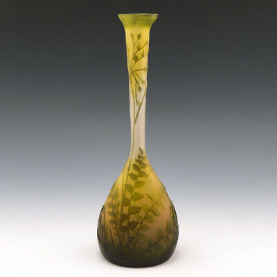 £1500 • Buy A Fine Galle Cameo Vase 1904-1905