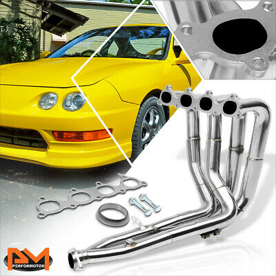 $96.89 • Buy For 94-01 Acura Integra GSR/Type-R/Honda Civic Si B-Series Tri-Y Exhaust Header