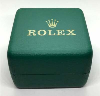 $ CDN131.57 • Buy Rare Vintage ROLEX Watch Box Case Leather Gift Inner Coating Made Of Elastomer