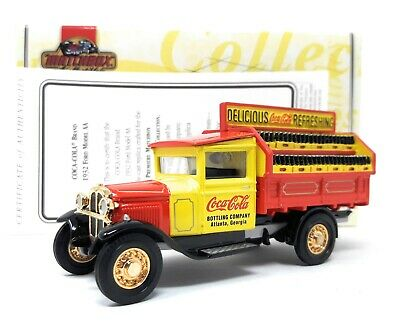 £13.07 • Buy Matchbox YPC06 Ford Model AA Coca Cola 1932 1:46 Models Of Yesteryear MoY