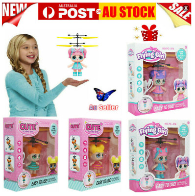 AU17.99 • Buy Toys For Girl Flying LOL Surprise Doll LED2 3 4 5 6 7 8 9 Year Old Age Xmas Gift
