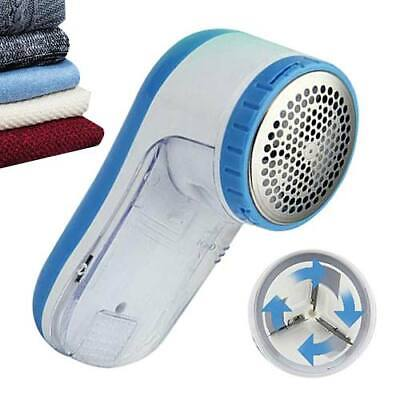 Electric Large Clothes Bobble Fluff Lint Remover Fuzz Fabric Shaver Off Jumper • 6.72£