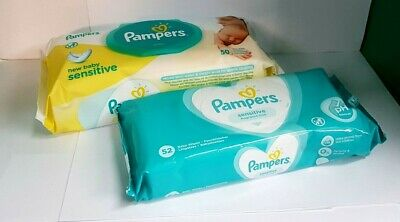 Pampers Baby Wipes • 4£