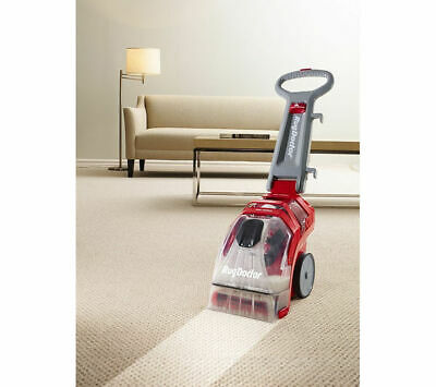Rug Doctor Deep Carpet Cleaner With Wet Extraction Vacuum Power 2 X 1L Detergent • 255£