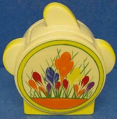 £34.99 • Buy Moorland Pottery Art Deco Crocus Pattern Sugar Box With Lid Or Sucrier