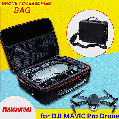 AU24.49 • Buy Waterproof Carry Case Storage Shoulder Bag Backpack For DJI MAVIC Pro Drone AUS
