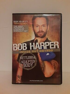 Bob Harper: Kettlebell Sculpted Body - DVD By Bob Harper - VERY GOOD • 3.53£