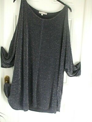 Womens Longline Tunic/ Top By Anthology Size 28 • 2.50£