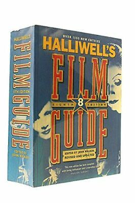 , Halliwell's Film Guide, Very Good, Paperback • 3.79£