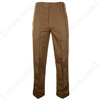 £52.95 • Buy Original Trousers South African Nutria WITHOUT POCKETS Army Combat - All Sizes
