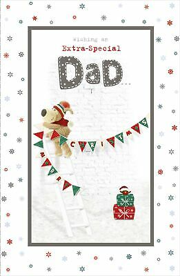 Boofle Extra Special Dad Christmas Greeting Card Cute Xmas Cards • 3.99£