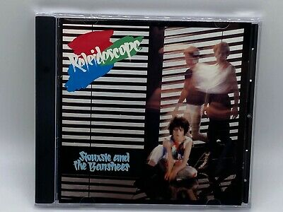 Siouxsie And The Banshees - Kaleidoscope Cd 1980 • 6.97£