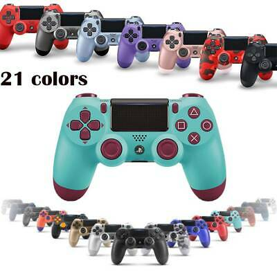 Gamepad Wireless Bluetooth Game Controller For Dualshock4 PlayStation 4 PS4 UK • 23.88£