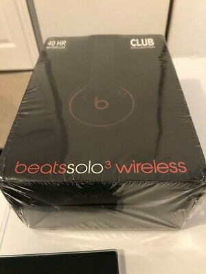 Beats By Dr Dre Studio3 Over The Ear Wireless Headphones - Red & Black (Replica) • 35£