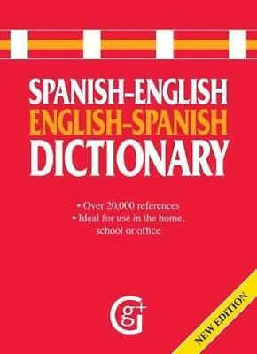 (Good)-Spanish-English Dictionary (Paperback)-unknown-1855343304 • 2.19£